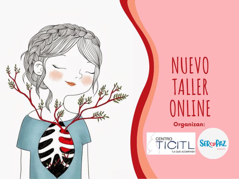 #SERcaPAZde… Renacer a una feminidad en consciencia y expansión.